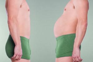 Rak prostaty a waga - choroba jest �agodniejsza u szczup�ych m�czyzn [© SENTELLO - Fotolia.com]