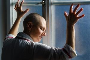 Rak u kobiety to wyższe ryzyko rozwodu [© prudkov - Fotolia.com]