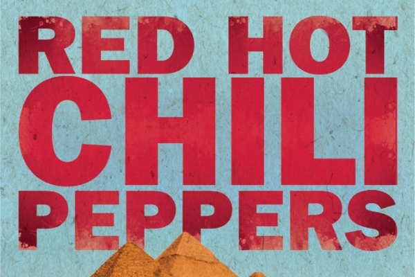 Red Hot Chili Peppers zagrają pod piramidami w Gizie