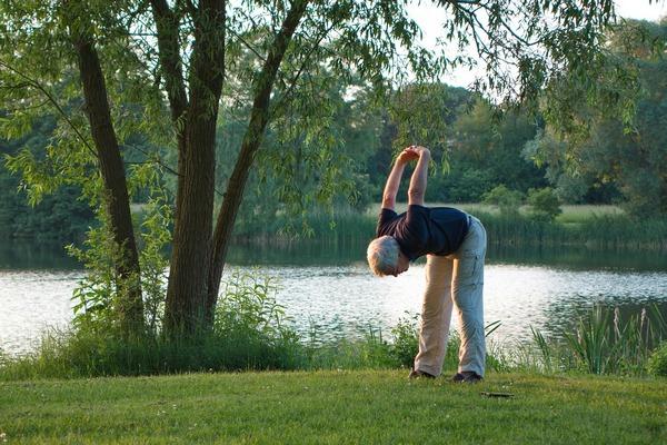 Regularny trening ciągle potrzebny w czasach izolacji [fot. Christian Northe z Pixabay]