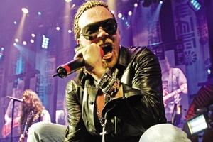 Guns N' Roses fot. Universal Music Polska