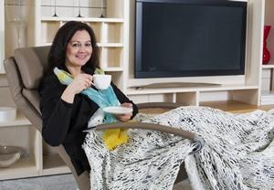 Relaks we własnym domu. Jak przygotować miejsce? [© wernerimages - Fotolia.com]