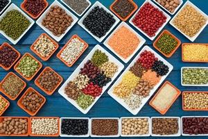 Rośliny strączkowe obniÅźają poziom cukru we krwi [fot. peangdao - Fotolia.com]
