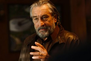Robert De Niro najlepszym aktorem w historii? [Robert De Niro fot. Vue Movie Distribution]