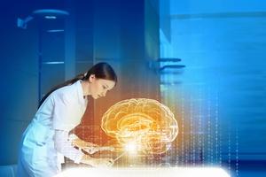 Robotyczne ramię sterowane siłą umysłu [© Sergey Nivens - Fotolia.com]
