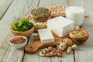 Roślinne białko może przedłużyć życie [Białko roślinne, © anaumenko - Fotolia.com]