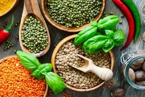 Rośliny strączkowe pomagają schudnąć [Rośliny straczkowe, © saschanti - Fotolia.com]