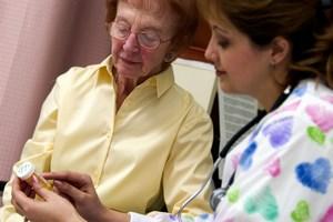 Rośnie zapotrzebowanie na leki dla seniorów [© gwimages - Fotolia.com]