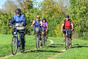 Rowerem po zdrowie [© ARochau - Fotolia.com]