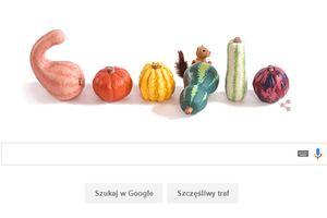 Równonoc jesienna. Również w Google Doodle [fot. Google]