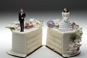 Rozw�d a waga - panie wa�� wi�cej, panowie mniej [© Mincemeat - Fotolia.com]