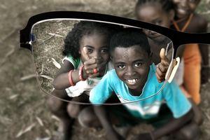 Ruszyła zbiórka używanych okularów dla Afryki [fot. Okuliści dla Afryki]