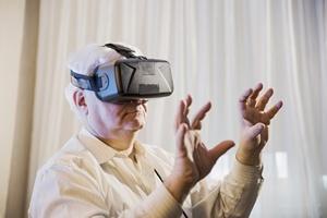Rzeczywisto�� wirtualna pomocna w leczeniu depresji [© denissimonov - Fotolia.com]