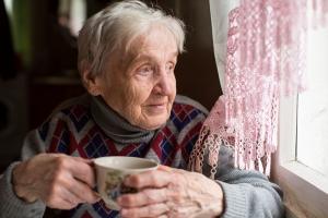 Samotność seniorów [Fot. De Visu - Fotolia.com]