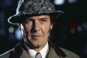 Roger Moore fot. NBC