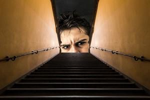 Schizofrenicy: bez diagnozy, bez należytego leczenia, bez pracy [Schizofrenia, © Giuseppe Porzani - Fotolia.com]