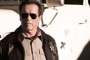 Schwarzenegger w swoim żywiole [Arnold Schwarzenegger fot. Monolith]