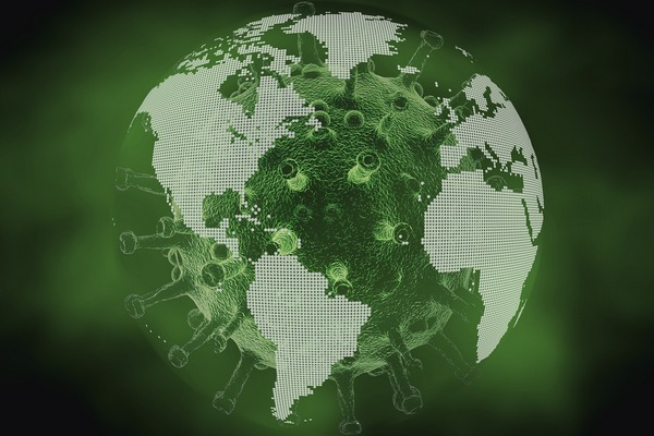 Sekretarz ONZ: koronawirus największym globalnym wyzwaniem od II wojny światowej [fot. Elchinator from Pixabay]