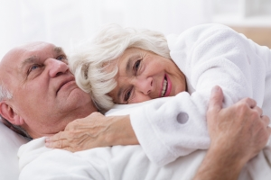 Seks po 60-ce. Wielu seniorów jest aktywnych seksualnie [Fot. Photographee.eu - Fotolia.com]