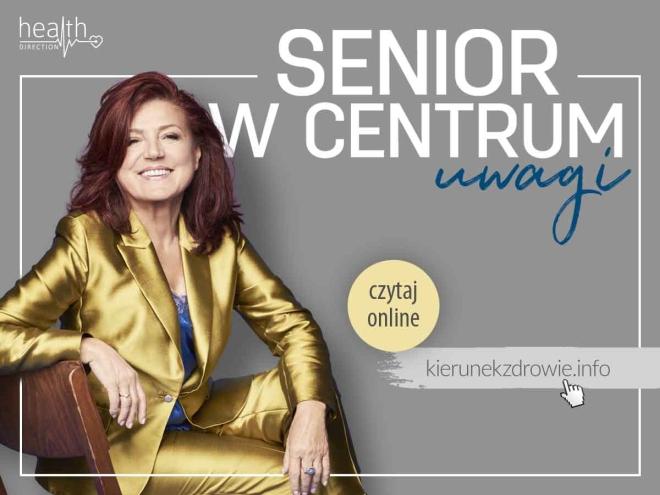 Senior w centrum uwagi - rusza kampania edukacyjna