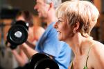 Seniorzy i fitness [© Kzenon - Fotolia.com]