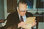 Czesław Miłosz, fot. Mariusz Kubik