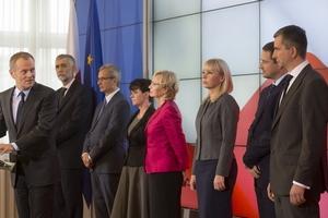 Siedmiu nowych ministrów w rządzie Donalda Tuska [fot. KPRM.gov.pl]