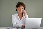 Siedzący tryb życia? Uwaga na hemoroidy [© auremar - Fotolia.com]