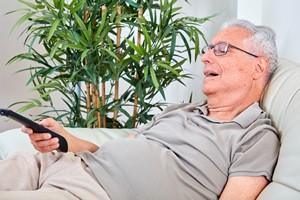 Siedzący tryb życia zagraża zdrowiu serca [© Kurhan - Fotolia.com]
