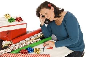 Silny stres i kłopoty z sercem. Święta szkodzą kobietom [© Carolyn Franks - Fotolia.com]