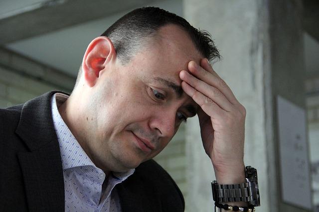 Silny stres w pracy to wyższe ryzyko raka u mężczyzn [fot. YANETH LOTERO from Pixabay]
