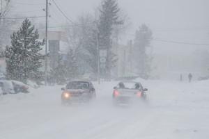 Silny wiatr i śnieżyce - atak zimy w całej Polsce [Śnieżyca, ©  vitec40 - Fotolia.com]
