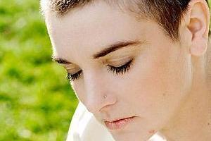 Sinéad O'Connor po próbie samobójczej? [Sinéad O'Connor fot. Kevin Abosch]