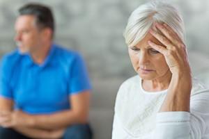 Skuteczny sposób na odchudzanie dla starszych kobiet to... rozwód [© pikselstock - Fotolia.com]