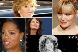 Sławne kobiety o starości  [fot. collage Senior.pl]