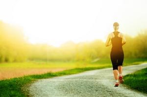Slow jogging - biegać każdy może  [©  dbunn - Fotolia.com]