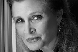 Śmierć Carrie Fisher jak strata Johna Lennona [Carrie Fisher, fot. Riccardo Ghilardi photographer, CC BY-SA 3.0, Wikimedia Commons]