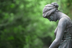 Śmierć żony lub męża grozi kłopotami z sercem [© eyetronic - Fotolia.com]