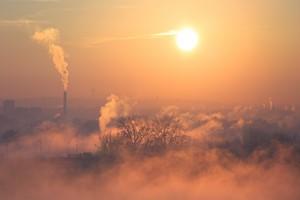 Smog niszczy płuca i cerę [© sanderstock - Fotolia.com]
