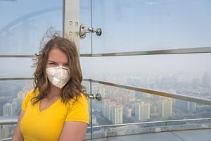 Smog niszczy również skórę [© Sved Oliver - Fotolia.com]