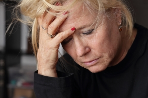 Smutek może sprzyjać chorobom. W jaki sposób? [Fot. mariesacha - Fotolia.com]