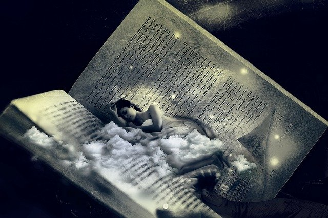 Sny odzwierciedlają wspomnienia i naprawdę pokazują przyszłość... [fot. Leandro De Carvalho from Pixabay]
