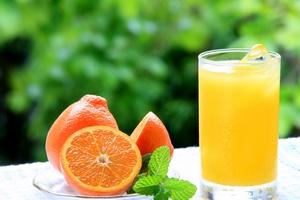 Sok pomarańczowy pomaga uchronić się przed rakiem [© Reika - Fotolia.com]