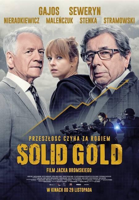 """Solid Gold"" już jutro w kinach"