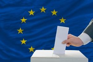 Sondażowe wyniki wyborów do Parlamentu Europejskiego [© vepar5 - Fotolia.com]