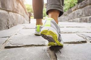 Spacer jak trening - ile kroków dziennie trzeba zrobić [© VTT Studio - Fotolia.com, Trening]