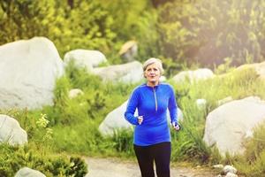 Sport najskuteczniejszy w walce z procesem starzenia się skóry [© Halfpoint - Fotolia.com]
