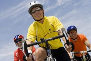 Sport w okularach: bezpieczny czy nie?  [Fot. biker3 - Fotolia.com]