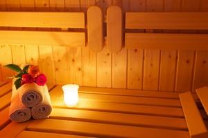 Sposób na ochronę przed Alzheimerem - sauna [Sauna, © knipsblick - Fotolia.com]