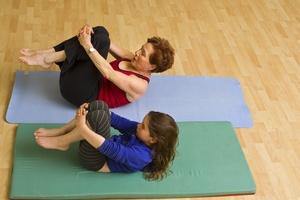 Sprawdź czy twój wnuk regularnie ćwiczy. Będzie ci wdzięczny w przyszłości [© Noam - Fotolia.com]